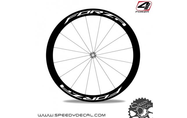 4ZA Forza Disc - adesivi per ruote