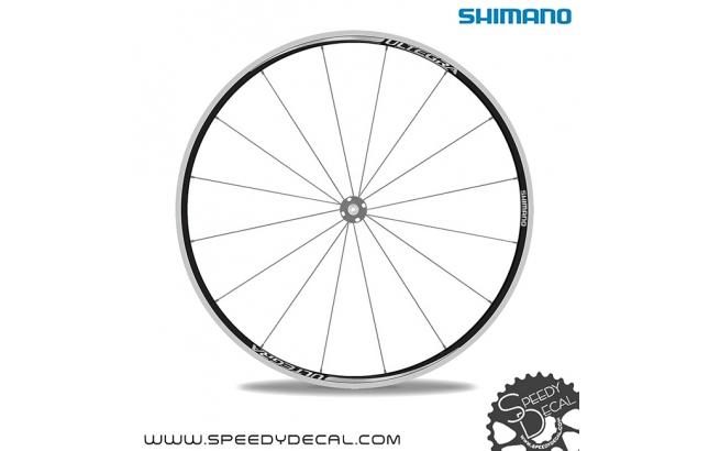 Shimano Ultegra WH-6800 - Adesivi per ruote