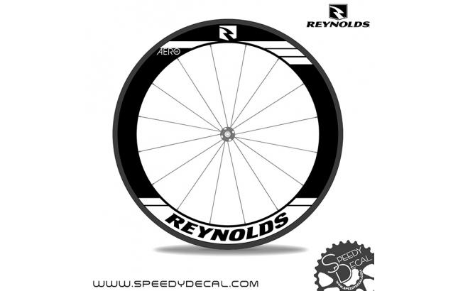 Reynolds Aero 65 - adesivi per ruote