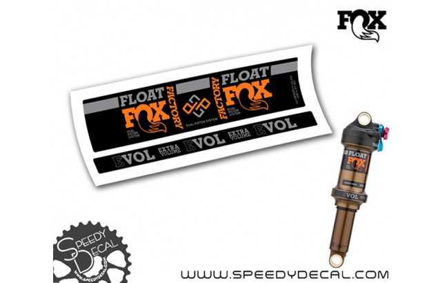 Fox Float DPS Factory 2019 Dual Piston Sistem