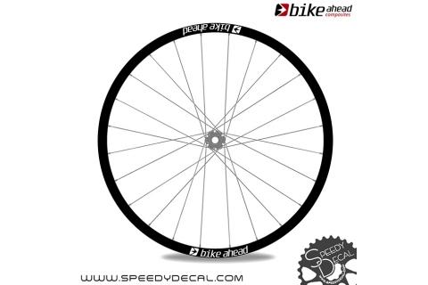 Bike Ahead - adesivi per ruote