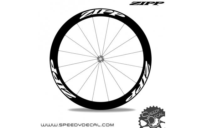 Zipp 303 Firecrest Disc *kit adesivi per 1 ruota*