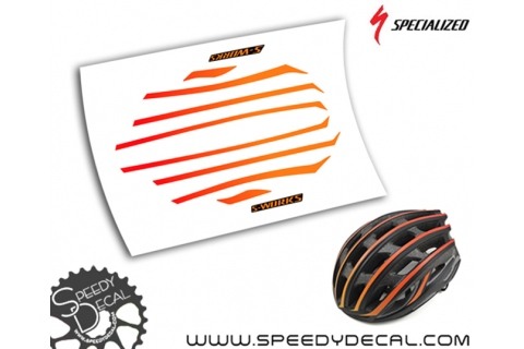 Specialized S-Works Evade 2 - kit adesivi casco