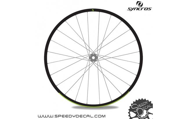 Syncros Silverton 2.5 - adesivi per ruote