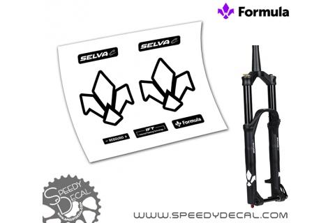 Formula Selva C - adesivi per forcella