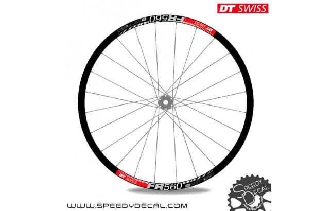 Dt Swiss FR560 - adesivi per ruote