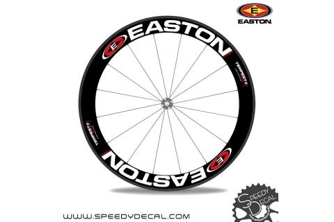 Easton Tempest carbon - adesivi per ruote