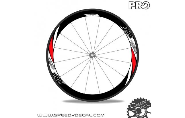 PRO RC 50 - adesivi per cerchi