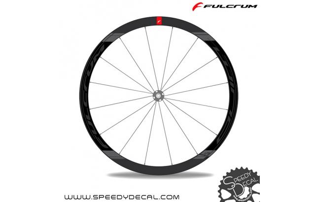 Fulcrum Wind 40db Disc  - adesivi per ruote