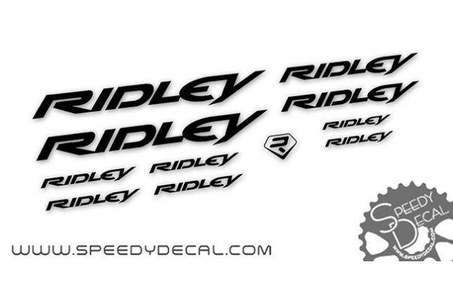 Ridley - kit adesivi telaio
