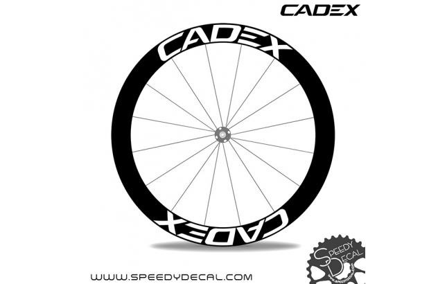 Cadex Wheel - adesivi per ruote