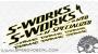 Specialized S-Works Tarmac 2017 - kit adesivi telaio