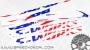S-Works Epic FSR 2018 - kit adesivi telaio