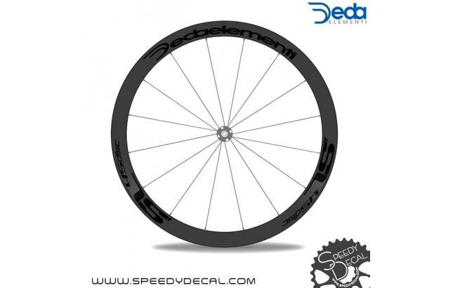 Deda Elementi SL45 Disc - adesivi per ruote