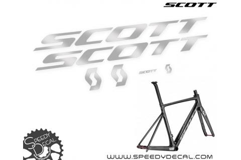Scott Addict RC Disc 2020 - kit adesivi telaio
