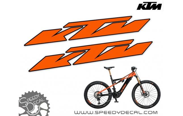 KTM Macina Kapoho 2020 - kit adesivi per telaio