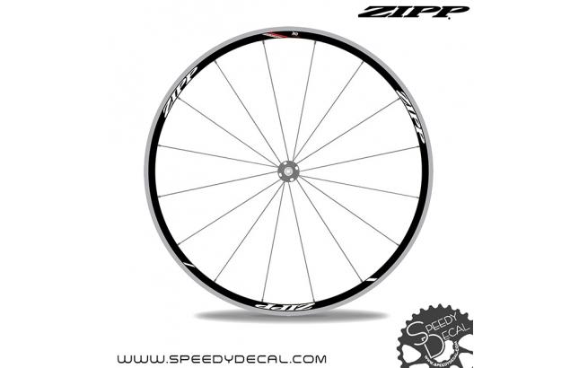 Zipp 30 Course - adesivi per ruote