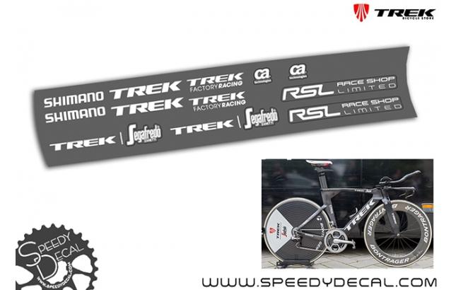 Trek Speed Concept - adesivi per telaio