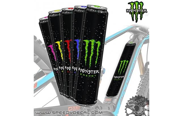 Monster Energy lattina - adesivo per batteria E-bike