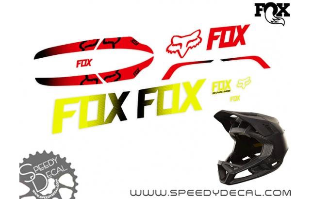 Fox Proframe - kit adesivi casco