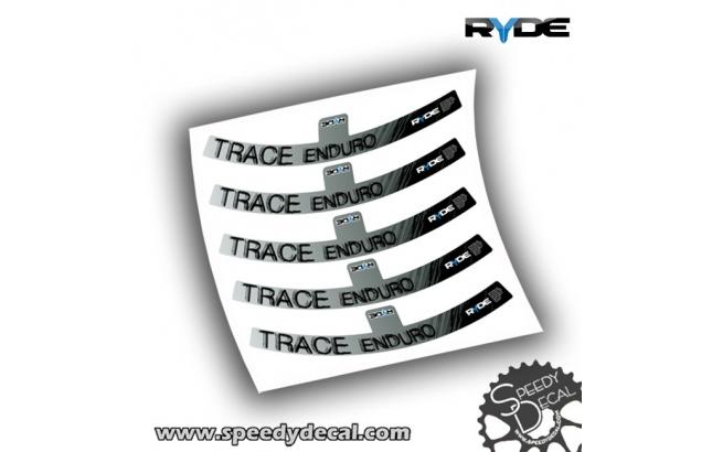 Ryde Trace Enduro - adesivi per ruote