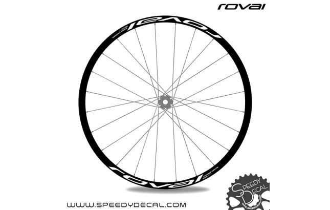 Roval Control SL Team LTD 2021 - adesivi per ruote