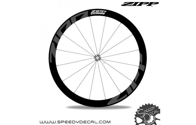Zipp 303 45mm Firecrest Disc 2021 - adesivi per ruote