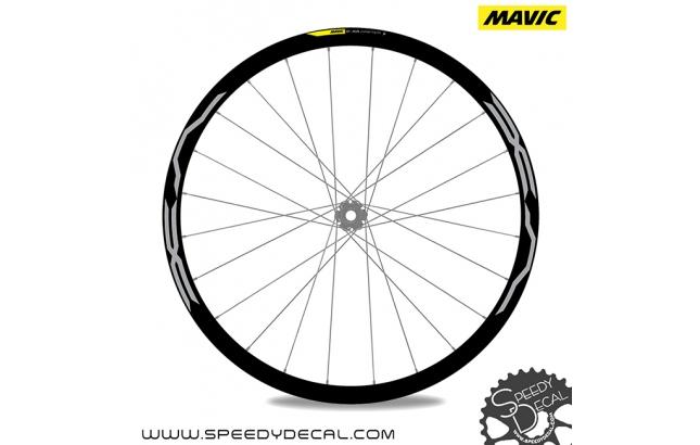 Mavic E-Ax Drifter - adesivi per ruote