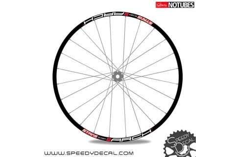 Stan's No Tubes ZTR Arch S1 - adesivi per ruote