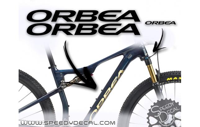 Orbea - kit adesivi telaio