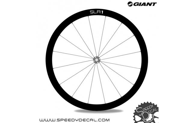Giant Tcr CCC Team 2021 - adesivi per ruote