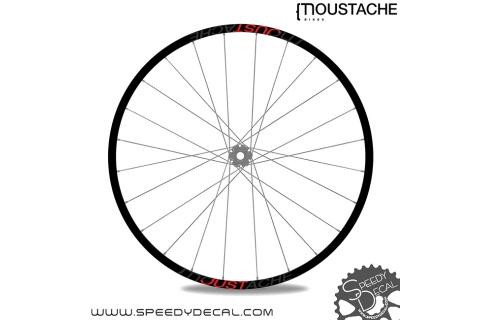 Moustache 2021 - adesivi per ruote