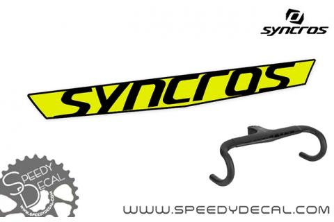 Syncros RR 1.0 Aero - adesivi per manubrio