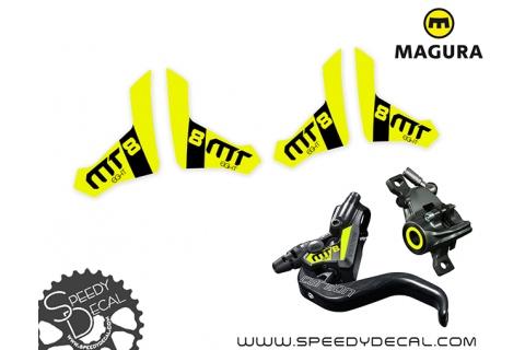 Magura Brake MT8 2021 - adesivi per freni