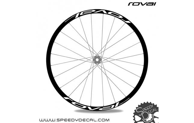 Roval Control 29 Carbon 6B XD - adesivi per ruote