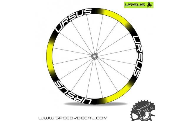 Ursus Team - adesivi per ruote