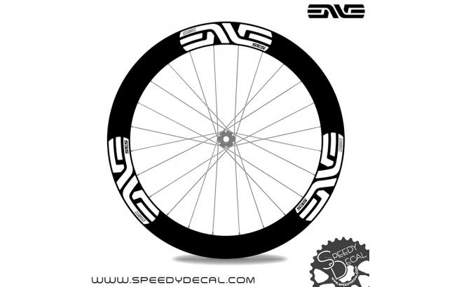 Enve SES Disc - adesivi per ruote