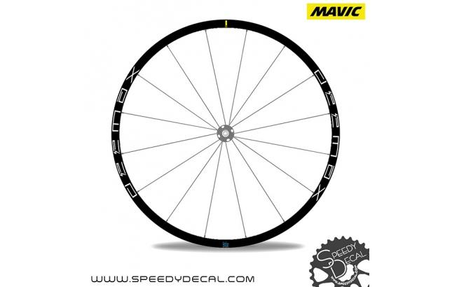 Mavic E-Deemax S 29er - adesivi per ruote