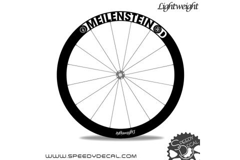 Lightweight Meilenstein 24D - adesivi per ruote