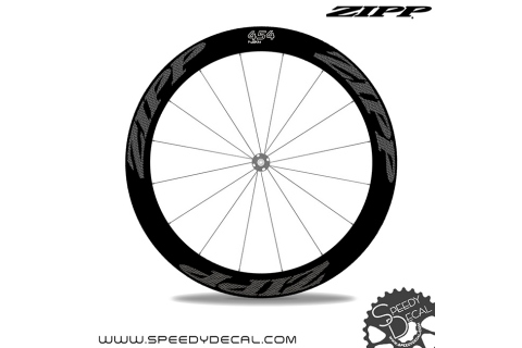 Zipp 454 nsw -  adesivi per ruote