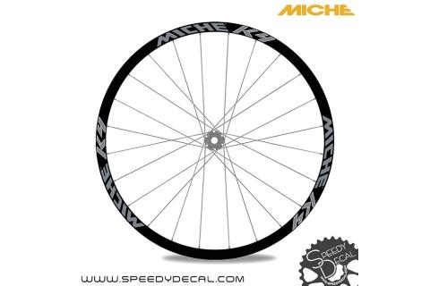 Miche K4 - adesivi per ruote