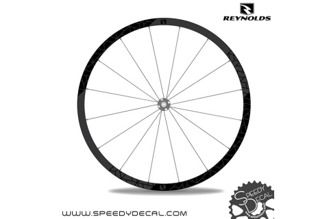 Reynolds Blacklabel XC 259 Hydra - adesivi per ruote