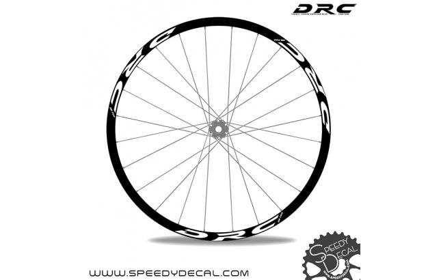 Drc dr700 - adesivi per ruote