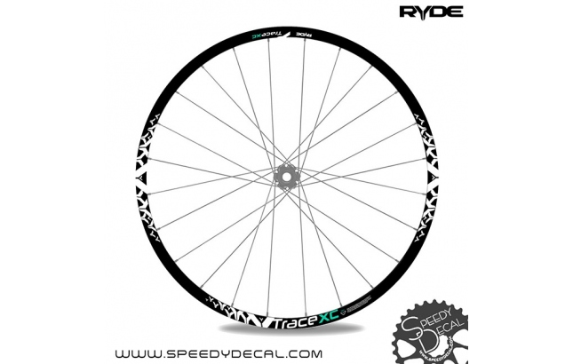 Ryde Trace XC 21mm 2016 - adesivi per ruote
