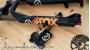 Fox Racing Shox 36 heritage modello 2015 adesivi personalizzati