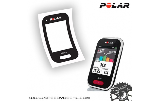 Polar v650 - cover adesiva