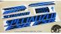 Specialized Enduro Expert 2015/16 - kit adesivi telaio