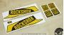 Rock shox SID 2016 - adesivi personalizzati per forcella
