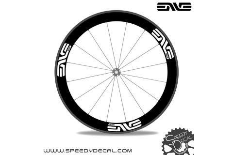 Enve SES 2016- adesivi personalizzati per ruote strada