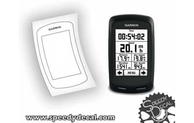 Garmin 800 - cover adesiva
